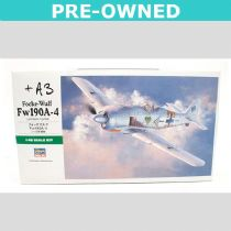 Focke-Wulf Fw 190A-4 PLUS A-3 in box as well